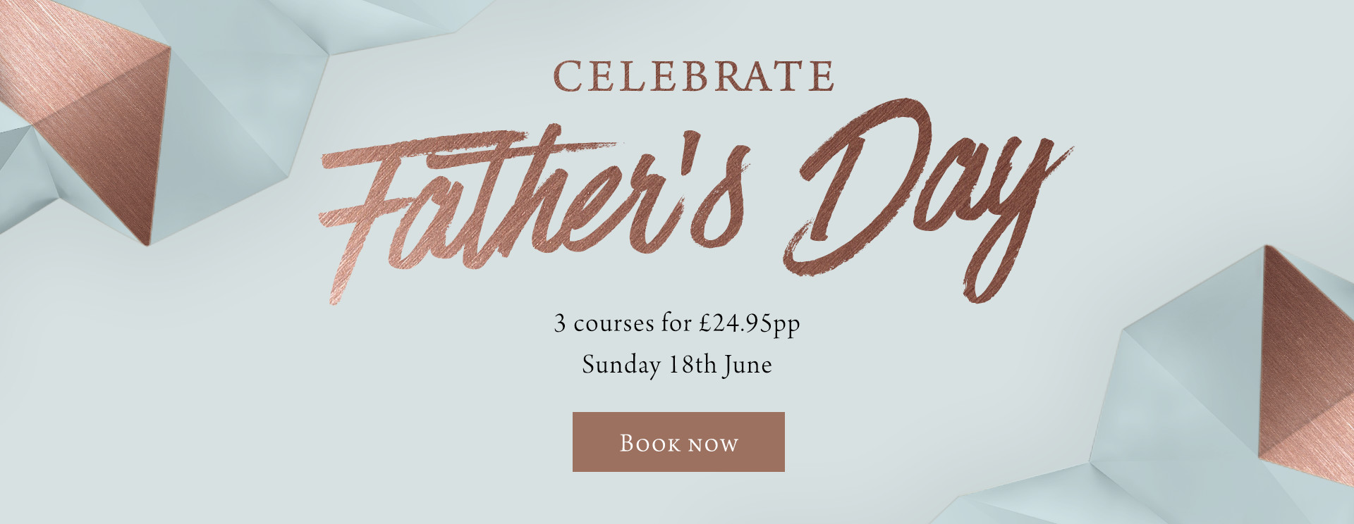 Father's Day at The Wicked Lady - Book now