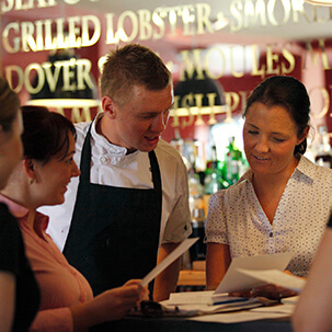 The team at The Wicked Lady